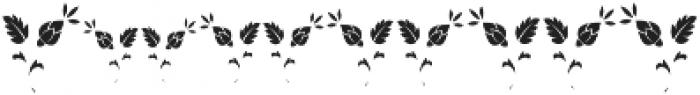MFC Blossom Monogram Stencil otf (400) Font OTHER CHARS