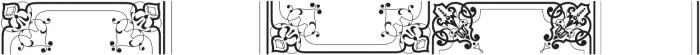 MFC Bruce Corners Three Regular otf (400) Font LOWERCASE