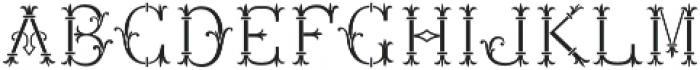 MFC Chaplet Chroma Mngm 250 Impressions otf (400) Font LOWERCASE