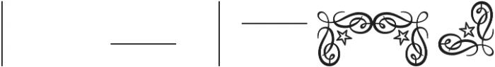 MFC Franklin Corners One Regular otf (400) Font OTHER CHARS