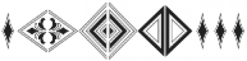 MFC Gilchrist Initials Split otf (400) Font OTHER CHARS