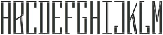 MFC Hardwood Monogram Basic Regular otf (400) Font UPPERCASE