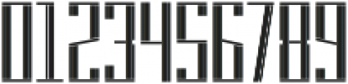 MFC Hardwood Monogram Cameo Bold otf (700) Font OTHER CHARS