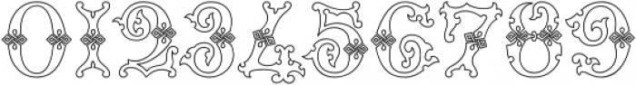 MFC Imperator Monogram otf (400) Font OTHER CHARS