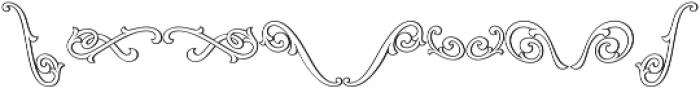 MFC Jewelers Monogram Regular otf (400) Font OTHER CHARS