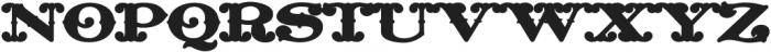 MFC Livermore Monogram Base otf (400) Font LOWERCASE