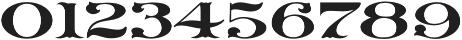 MFC Livermore Monogram Regular otf (400) Font OTHER CHARS