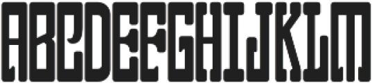 MFC Neuport Monogram Backdrop Regular otf (400) Font UPPERCASE