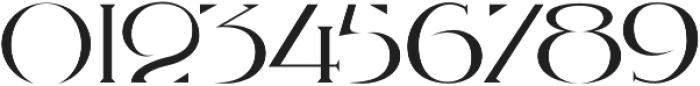 MFC Petworth Monogram Regular otf (400) Font OTHER CHARS