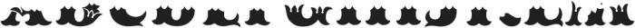 MFC Redding Monogram Bottom otf (400) Font UPPERCASE