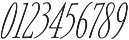 MFC Voyeur Monogram 250 Impressions otf (400) Font OTHER CHARS