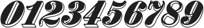 MFC Westport Monogram Regular otf (400) Font OTHER CHARS