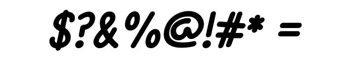 Mf Fine Again Italic Font OTHER CHARS