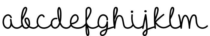 Mf Hello Heartache Font LOWERCASE