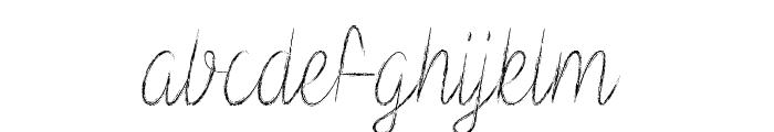 Mf Vampire Heart Font LOWERCASE