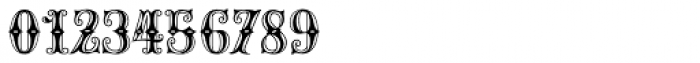 MFC Carnivale Monogram 250 Impressions Font OTHER CHARS