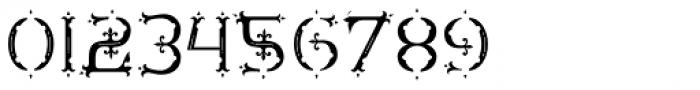 MFC Diresworth Monogram Fill Font OTHER CHARS