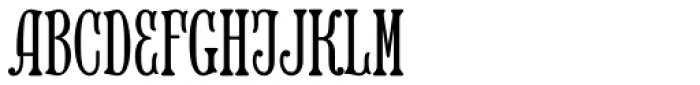 MFC Keating Monogram Solid 25000 Impressions Font LOWERCASE
