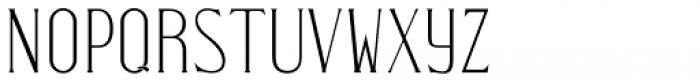 MFC Sappho Monogram Two 1000 Impressions Font LOWERCASE