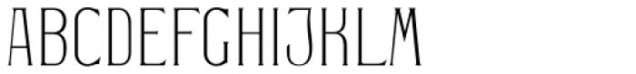 MFC Sappho Monogram Two 10000 Impressions Font LOWERCASE