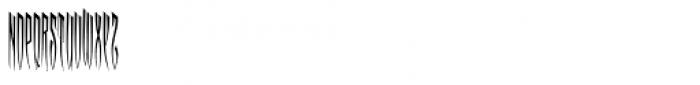MFC Viper Monogram (10000 Impressions) Font LOWERCASE
