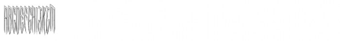 MFC Viper Monogram (250 Impressions) Font UPPERCASE