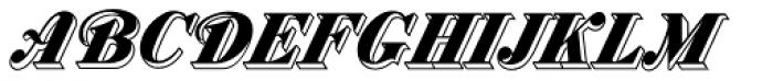 MFC Westport Monogram 250 Impressions Font LOWERCASE