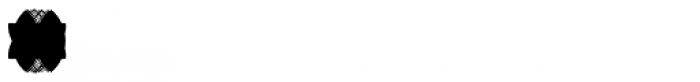 MFC Zulu Monogram 10000 Impressions Font OTHER CHARS