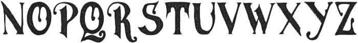 MGH vinolian otf (500) Font LOWERCASE