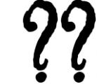 MGH vinolian HandDrawn Clean & Rough 1 Font OTHER CHARS