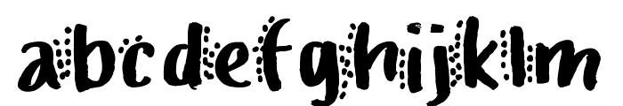 MGFridaynight Font LOWERCASE