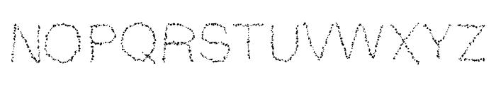 MGHeartart Font UPPERCASE