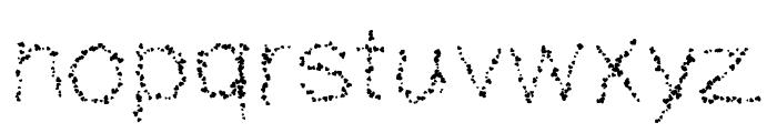 MGHeartart Font LOWERCASE
