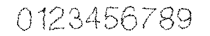 MGpostit Font OTHER CHARS