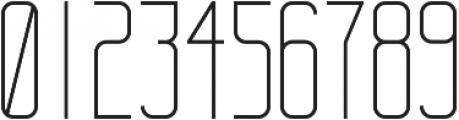 Mia Regular ttf (400) Font OTHER CHARS