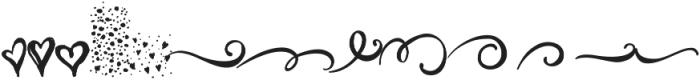 Michael regular otf (400) Font UPPERCASE