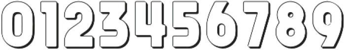 Michelangelo Outline02 otf (400) Font OTHER CHARS