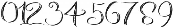 Michelle Handlettering Medium otf (500) Font OTHER CHARS