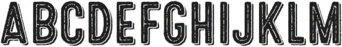 Microbrew One Combined otf (400) Font UPPERCASE