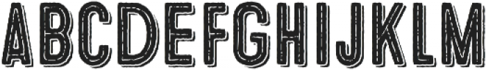 Microbrew One Combined otf (400) Font LOWERCASE