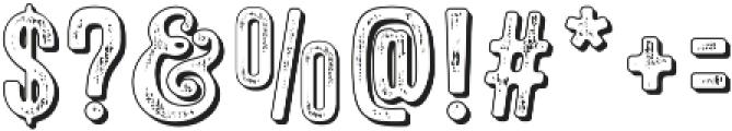 Microbrew Soft Eleven otf (400) Font OTHER CHARS