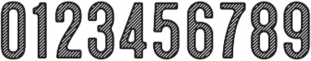 Microbrew Soft Five otf (400) Font OTHER CHARS
