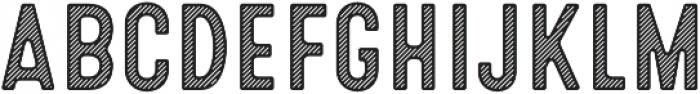 Microbrew Soft Five otf (400) Font UPPERCASE