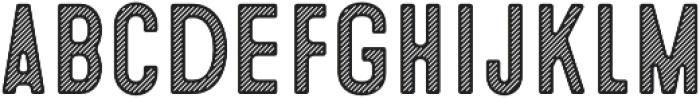 Microbrew Soft Five otf (400) Font LOWERCASE
