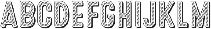 Microbrew Soft Nine otf (400) Font UPPERCASE