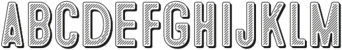 Microbrew Soft Nine otf (400) Font LOWERCASE