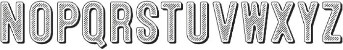 Microbrew Soft Ten otf (400) Font UPPERCASE