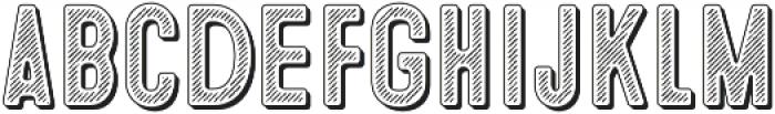 Microbrew Soft Ten otf (400) Font LOWERCASE