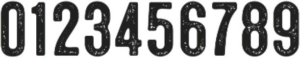 Microbrew Soft Three otf (400) Font OTHER CHARS