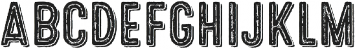 Microbrew Three Combined otf (400) Font UPPERCASE